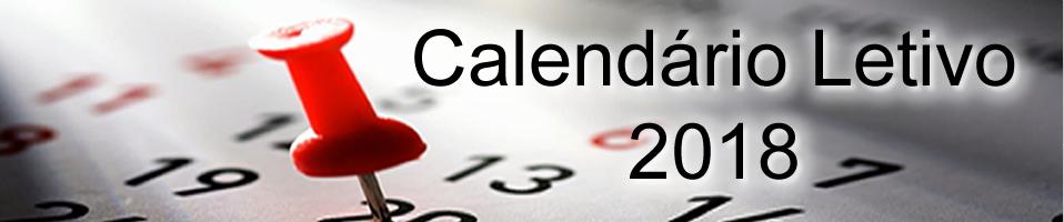 Clique para visualizar o calendário letivo 2018