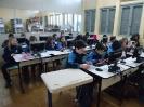 3º ano A E.F. no centro tecnológico de pesquisa