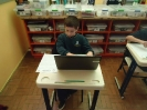 4º ano A e seus notes