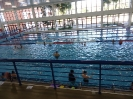 8ª série na piscina da UNIVATES