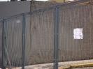 Cartaz portões