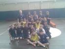 Encerramento da escolinha de futsal - 4º e 5º Anos EF