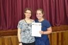 Entrega dos certificados de Alemão - 1º Ano A EM_2
