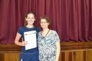 Entrega dos certificados de Alemão - 1º Ano A EM_5