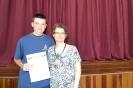 Entrega dos certificados de Alemão - 1º Ano A EM_7