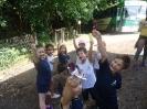 Passeio na Lagoa do Bonifácio - Educação Infantil